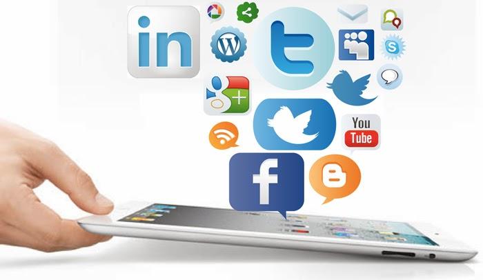 La guerra de las redes sociales