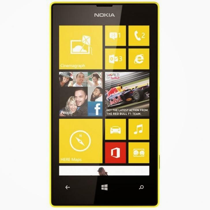Harga Terupdate Dan Spesifikasi Nokia Lumia 520 - 8 GB