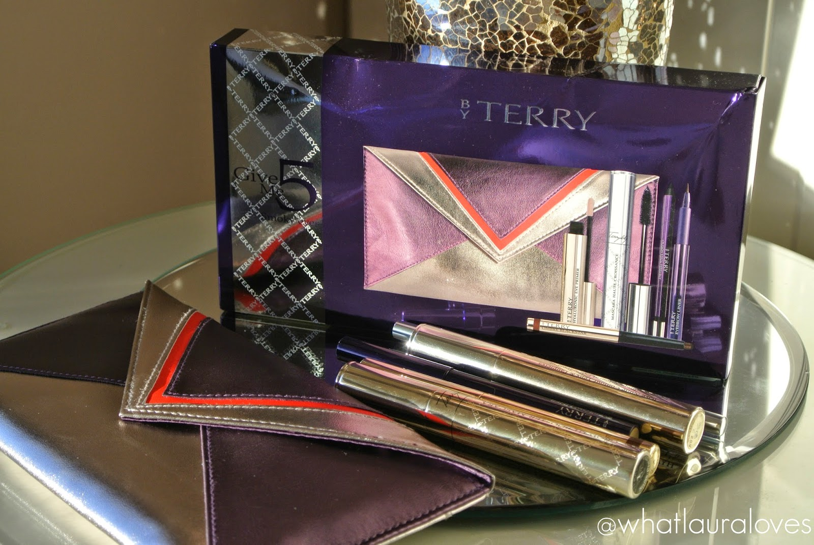 By Terry Give Me 5 Smoky Eyes Kit Space NK