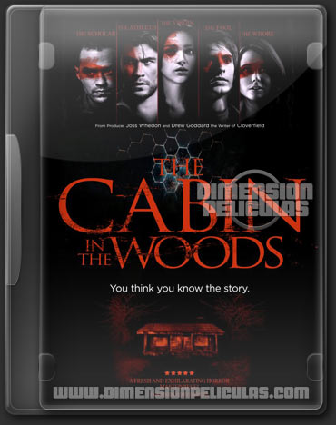 The Cabin In The Woods ( BRRip HD Ingles Subtitulado) (2012)