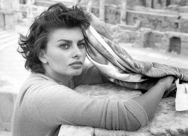 sophia loren. a.k.a. Sophia Loren