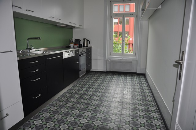 Carreaux ciment traditionnels et contemporains prix int ressant galerie Carrelage ciment cuisine