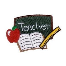 TEACHER LOGO PROJECT