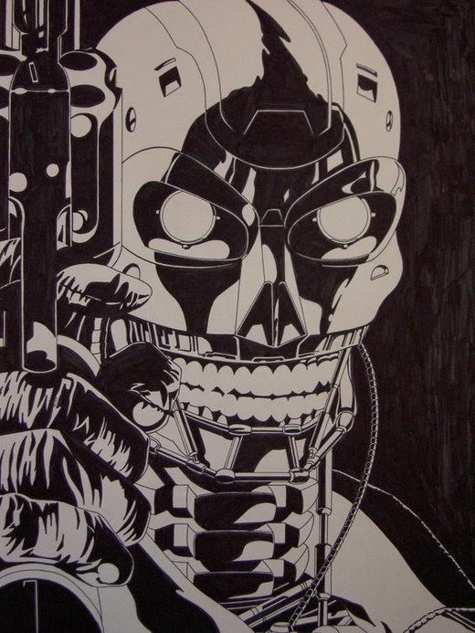 Terminator por cherubim85
