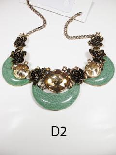 kalung aksesoris wanita d2