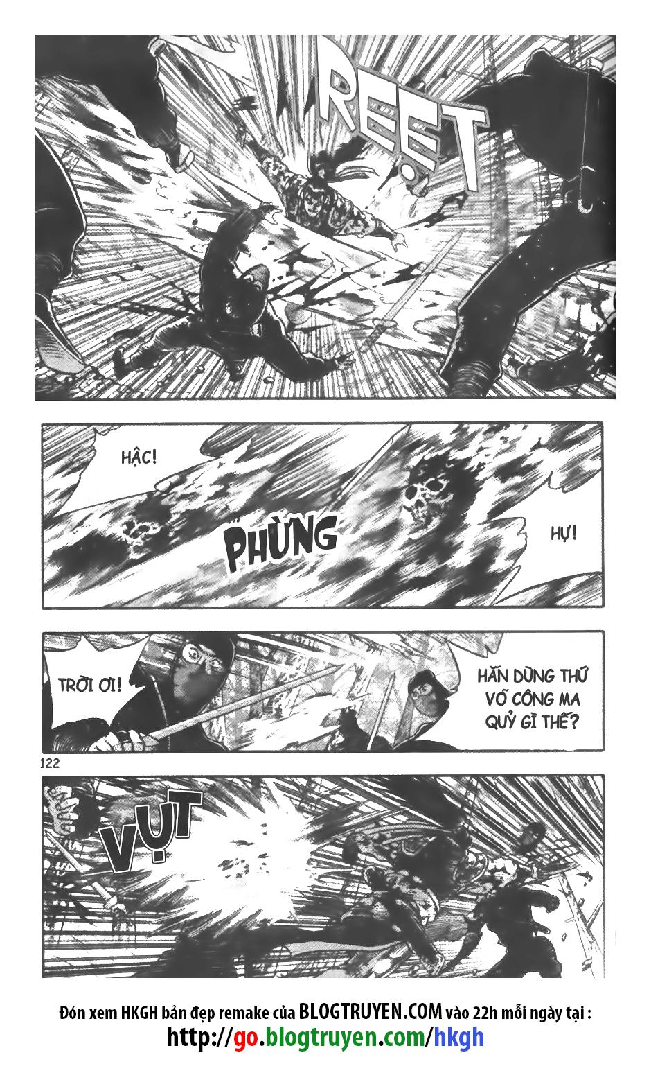 Hiệp Khách Giang Hồ - Hiệp Khách Giang Hồ Chap 329 - Pic 13