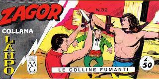 Il popolo della palude (n.7) - Pagina 2 Collana+Lampo+032