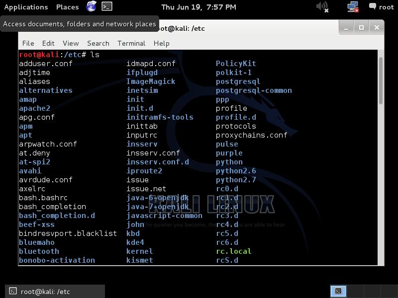 Useful Commands for Kali Linux - KaliTut Tutorial