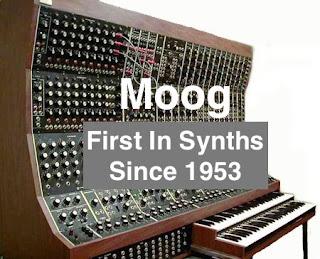 Moog Console image