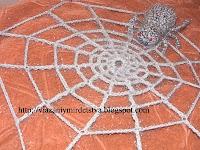 Как связать паучка амигуруми?