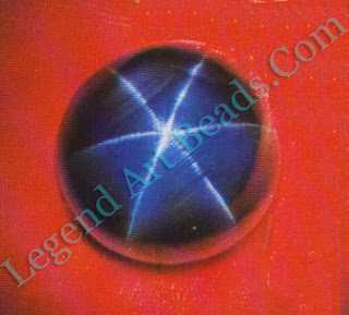 """The ''Star Asia"""" star sapphire, 330 ct."""