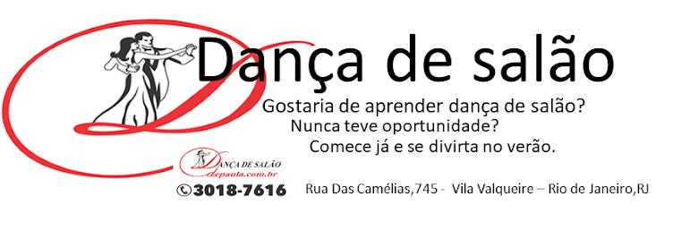 Dança de salão Em Vila Valqueire!!!
