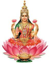 Om Sri Maha Lakshmiay Namah
