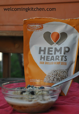 Hemp Heart Oatmeal