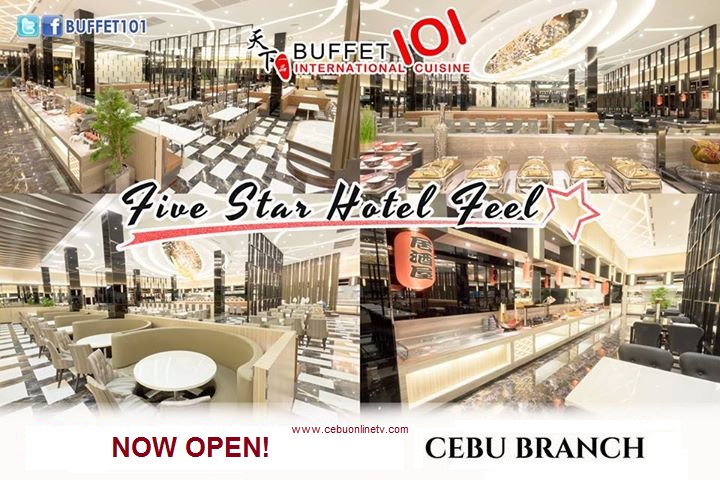 Buffet-101-Cebu