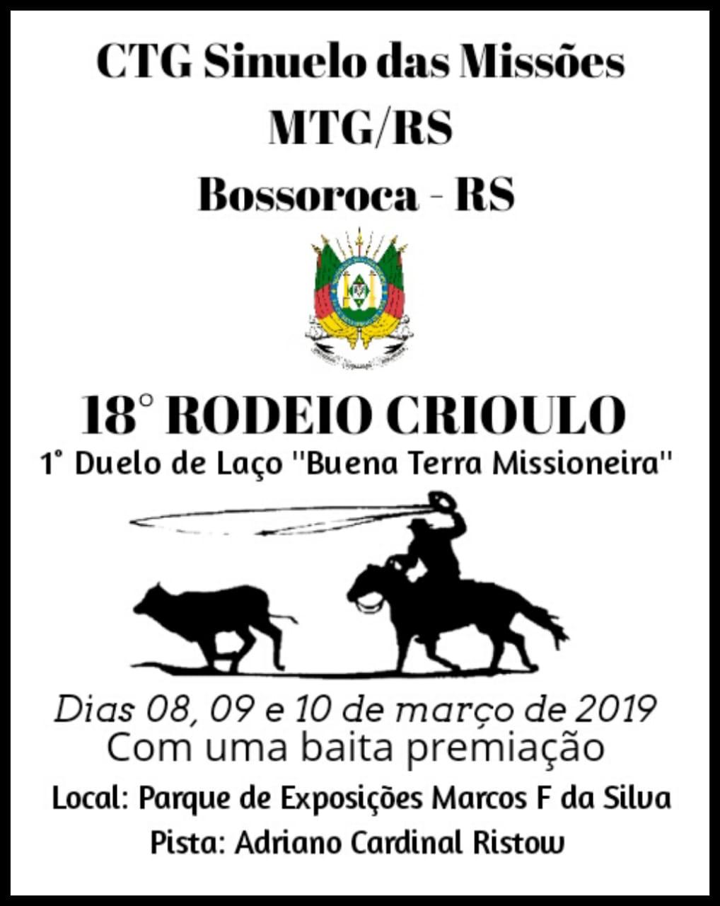 18° Rodeio Crioulo