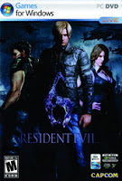 Resident Evil 6-Black Box