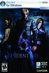 Resident Evil 6 PC Game Repack Full Version