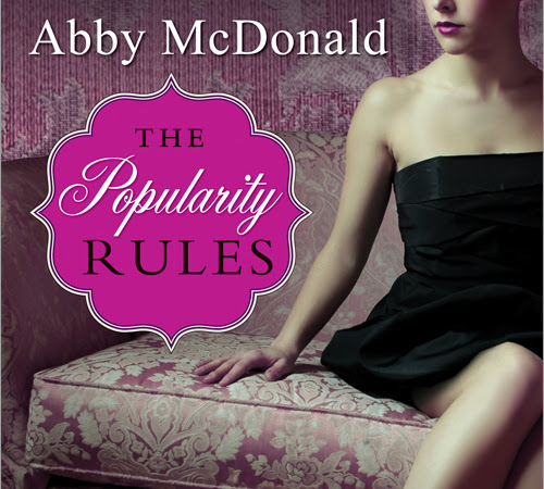 Michelle's Review: The Popularity Rules by Abby McDonald