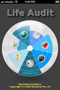 Life Audit - FREE iPhone App