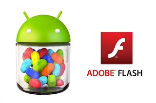 Cara Install Flash Player di Android 4.1 Jelly Bean