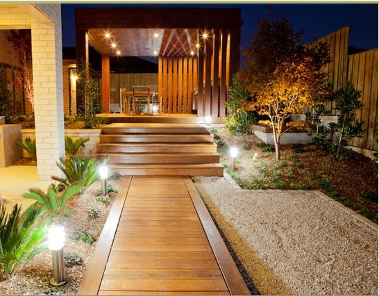 21 rosemary lane wonderful garden walkways. Black Bedroom Furniture Sets. Home Design Ideas