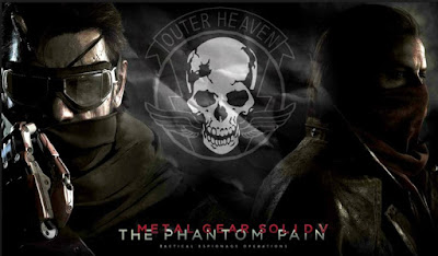 Spesifikasi Komputer/Laptop Untuk Game Metal Gear Solid V: The Phantom Pain