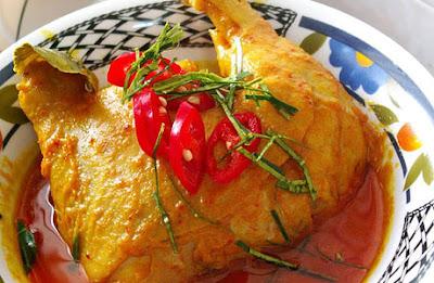 Resep Masakan Gule Ayam Pedas