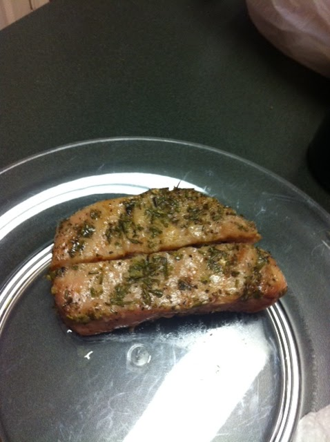 rosemary pork chops servings 2 weight watchers pointsplus value 5