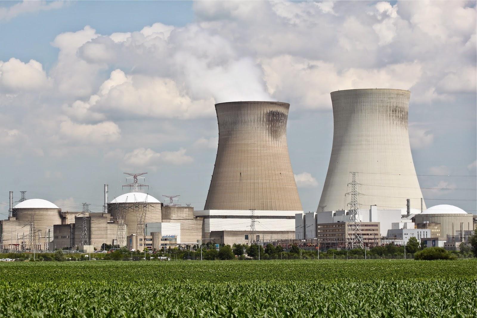 La plus jeune centrale nucléaire en Europe a 30 ans !