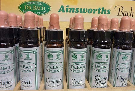 The Bach Flower Remedies can be taken alongside medication, ...