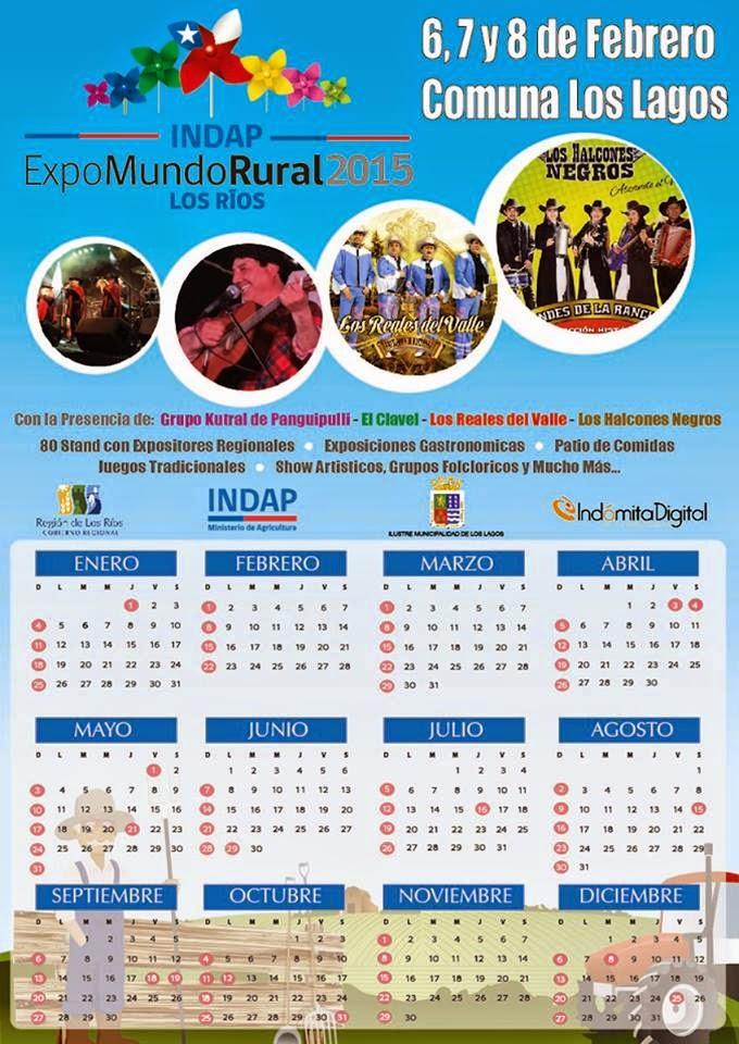 EXPO MUNDO RURAL  6- 7 y 8 DE FEBRERO