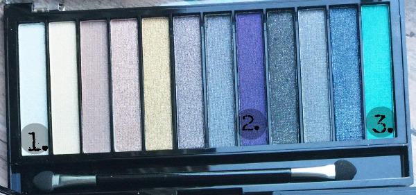Makeup Revolution Palette Review