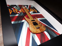 mini guitarra phil collen def leppard