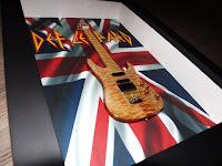 mini guitarra phil collen def leppard