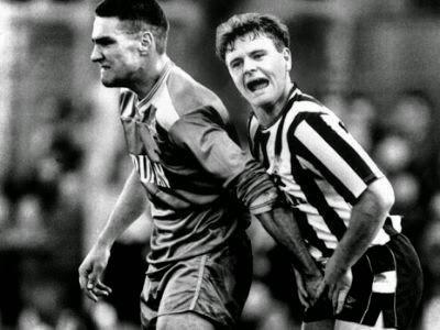 Foto Foto Bersejarah Dalam Dunia Sepak Bola