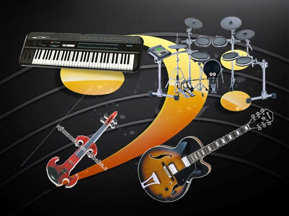 Instrumentos electrnicos  Clasificacin de los Instrumentos