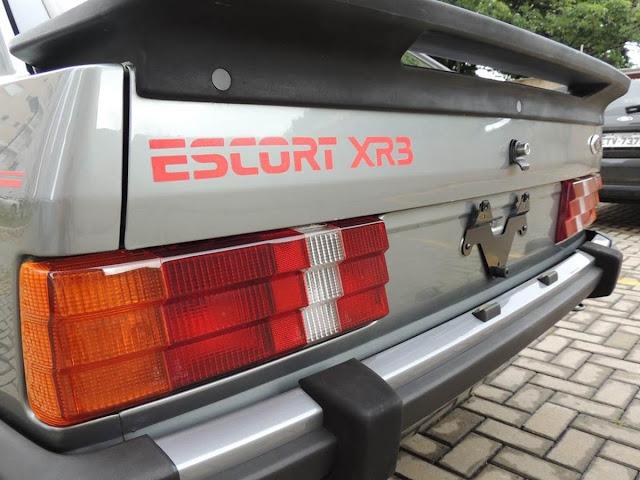 Ford Escort XR-3 1985