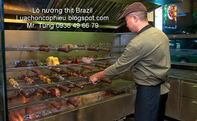 Lo Nuong Thit Brazil