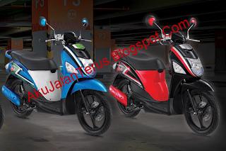 Suzuki Let's Premium