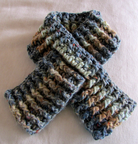 Moose Mouse Creations A Childs Scarf Crochet Pattern