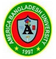 Logo of America Bangladesh University