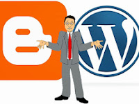 Blogspot atau wordpress?