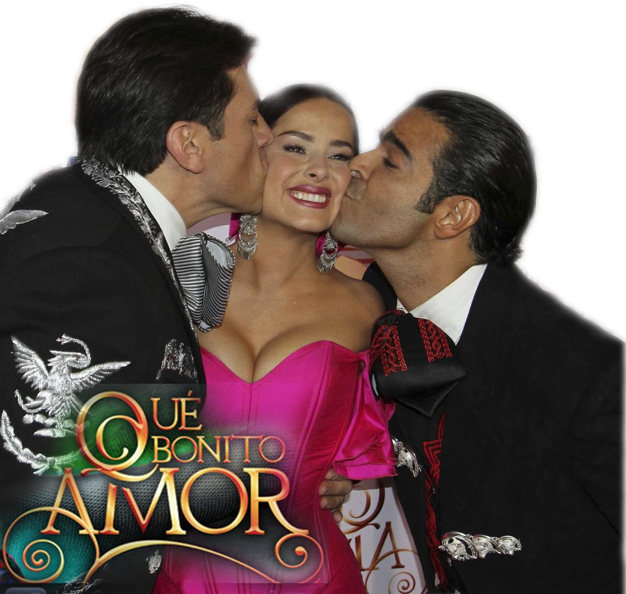 Que Bonito Amor Televisa 2013 Tv Novelas Bg