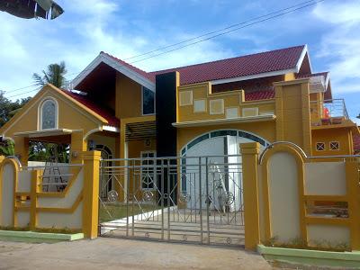 model rumah idaman terbaru   model rumah modern