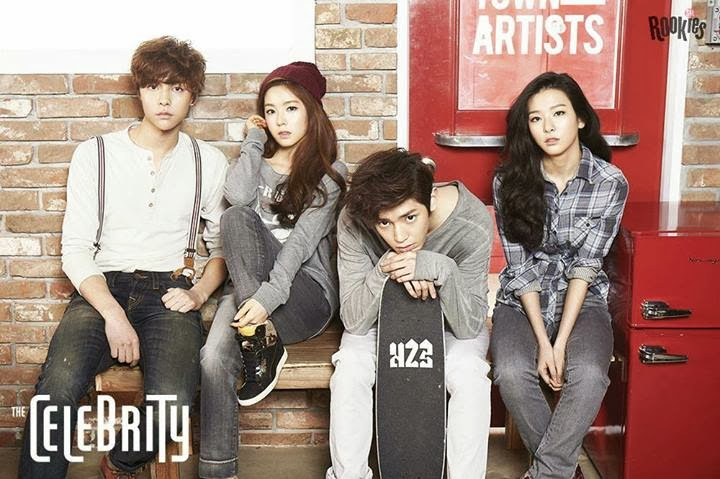 SM Rookies �The Celebrity� ��in Kamera Kar��s�na Ge�ti /// 10 �ubat 2014