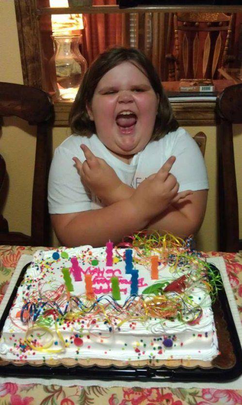 Прикольные фотографии с тортом