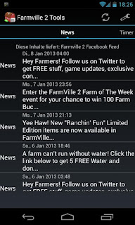 android farmville app