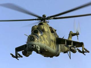 Hind MI-24