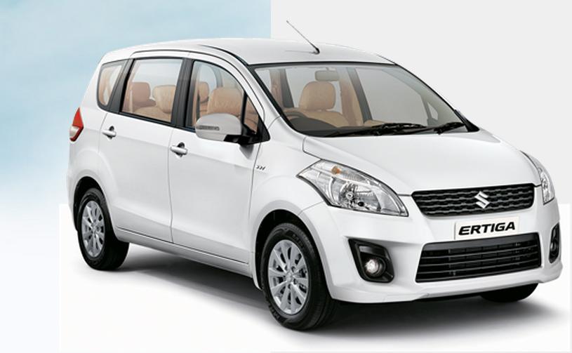 Daftar Harga Mobil Suzuki Ertiga Terbaru 2014